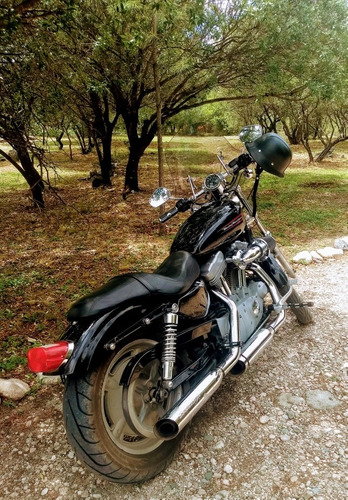 harley-davidson custom iron xl
