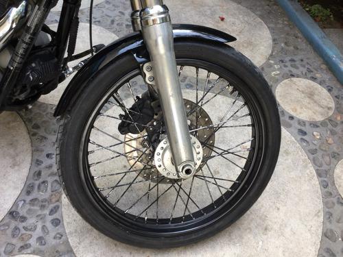 harley davidson dayna street bob 1600cc 2009