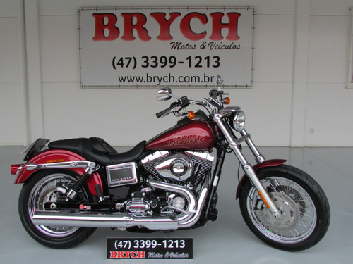 harley davidson dyna 1600 low rider abs 2017 r$51.900,00