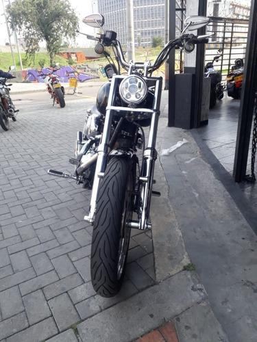 harley-davidson dyna low rider 2004 original, muy buena!