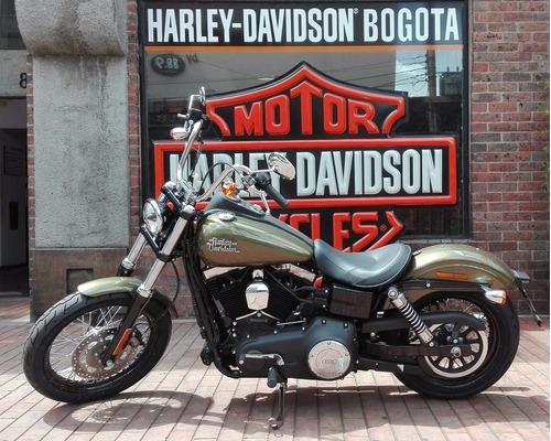 harley-davidson dyna street bob modelo 2017