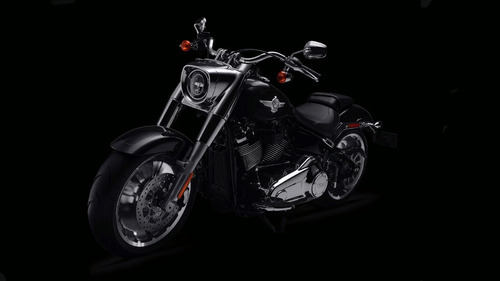 harley-davidson fat boy 114 2021