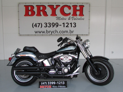 harley davidson fat boy 1600 2009 r$36.900,00