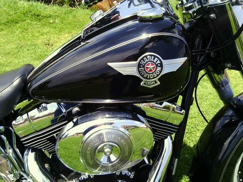 harley davidson fat boy 2008 motos arandas cel.3481006028