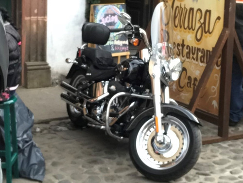harley davidson fat boy 2011 - impecable