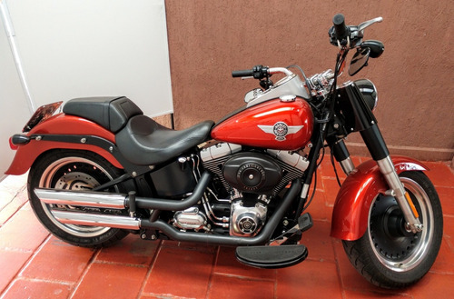 harley davidson fat boy 2013
