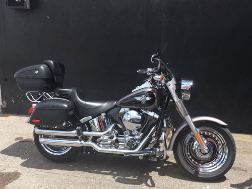 harley davidson fat boy 2016 equipo extra