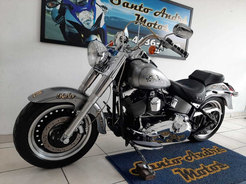 harley davidson fat boy flstf 2008 39.000kms