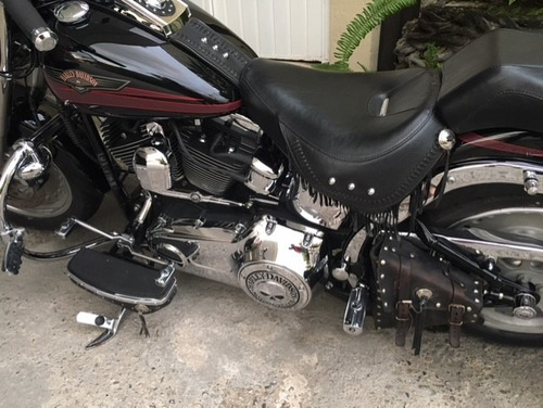 harley davidson fatboy 2007, impecable
