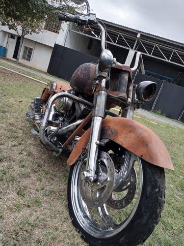harley davidson flhrsi road king  2005 projecto o partes