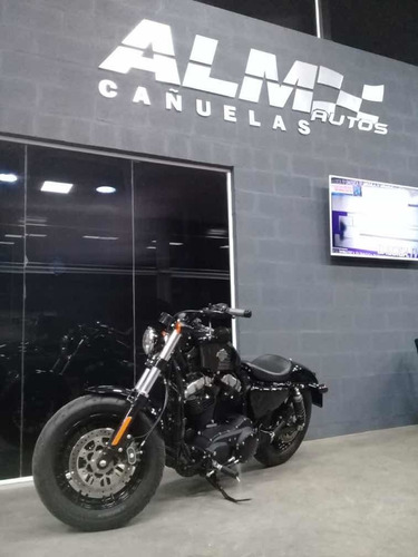 harley davidson forty eight 1200 mod 2016 impecable!!!