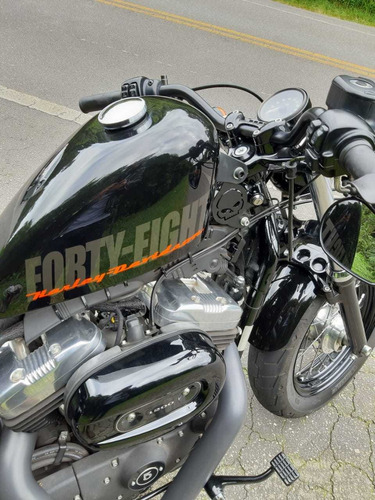 harley davidson forty eight
