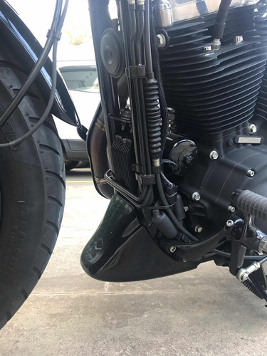 harley-davidson forty - eight top - extremamente bandida!!!
