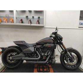 Harley Davidson Fx 1868 Drs Preta 2019 -  Target Race