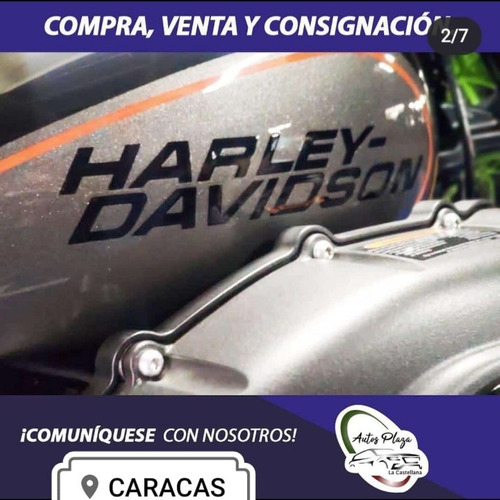 harley davidson fxdrs 114 (ediccion especial)