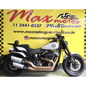 Harley Davidson Fxfbs Fat Bob 114