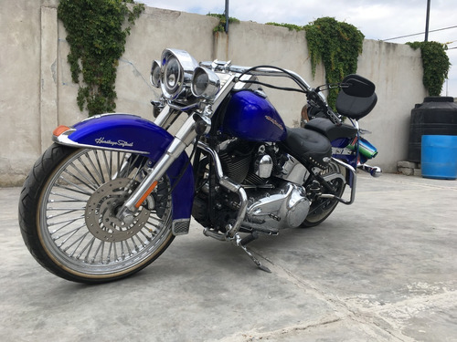 harley davidson heritage 1600cc 2007 cholo chicana gangster