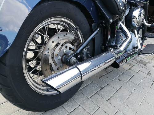 harley davidson - heritage 1600cc - 2009