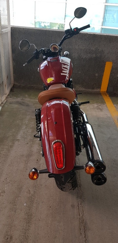 harley davidson indian scout