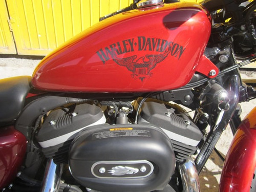 harley davidson iron 883 2011