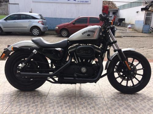 harley davidson iron 883 2015 customizada !!!