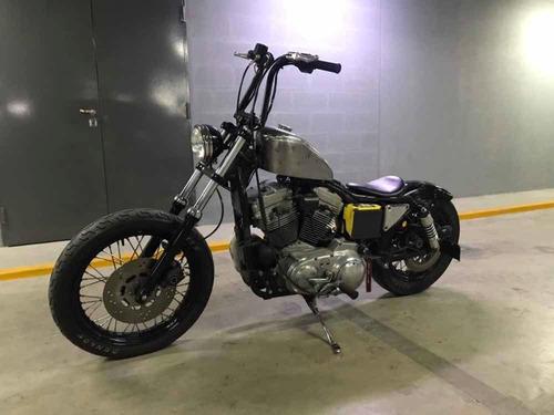 harley-davidson iron 883 alza motors