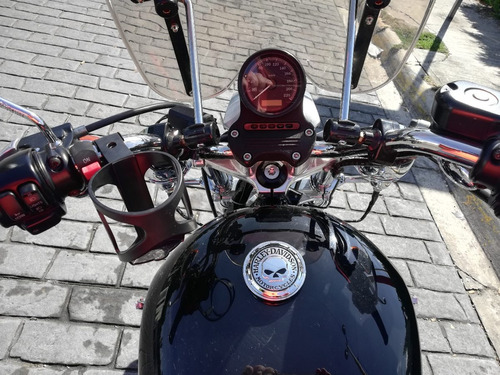 harley davidson low 2011, impecable mucho equipo