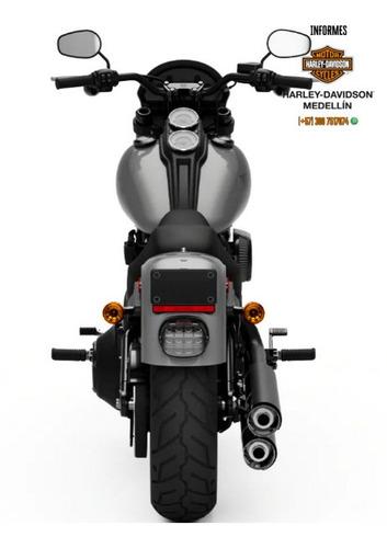 harley-davidson low rider ® s  veloz, agil, segura