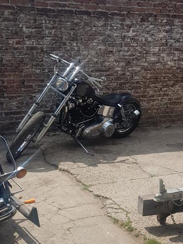 harley davidson low ryder 1340
