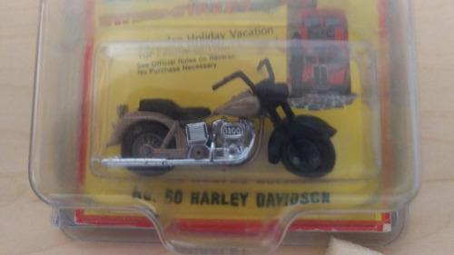 harley davidson matchbox superfast 50 lesney