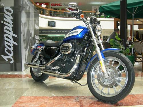 harley davidson modelo sporster 1200 roaster año 2007
