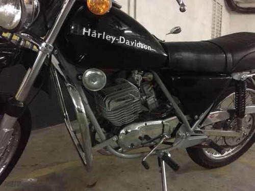 harley davidson montovi 125 c