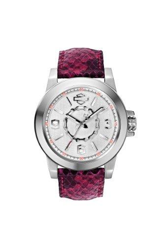 harley-davidson mujer reloj pulsera