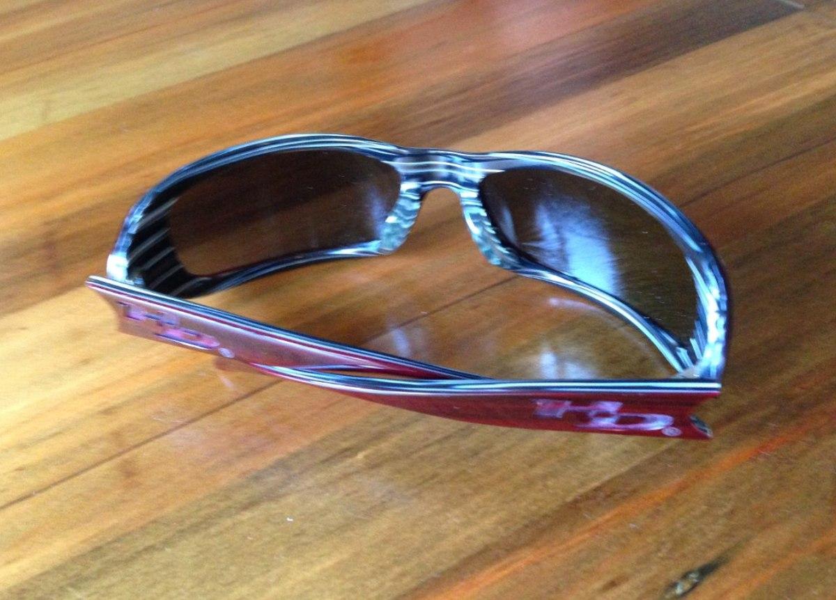 Oculos Hd Harley Davidson Unisex Novo S Caixa Modelo Raro - R  320 ... a1ba3af411