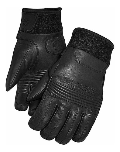 harley-davidson official guantes impermeables c/ aislamiento