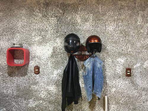 harley davidson para cascos