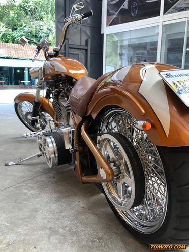 harley davidson ps custom 501 cc o más
