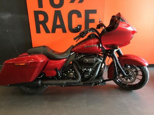 harley davidson -  road glide special 107 - vermelha