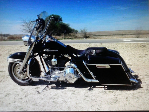 harley davidson road king 1340 evo.