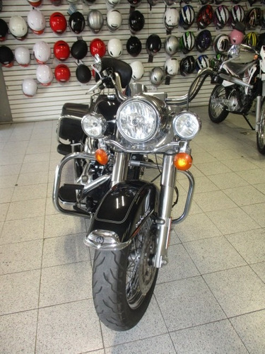 harley davidson road king 1690cc clasica c/accesorios