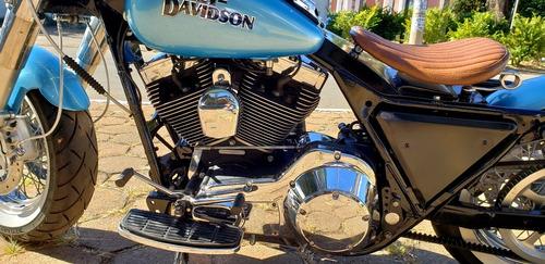 harley davidson road king bobber