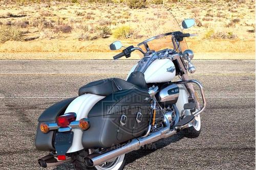 harley-davidson road king® classic 0km - color vivid black