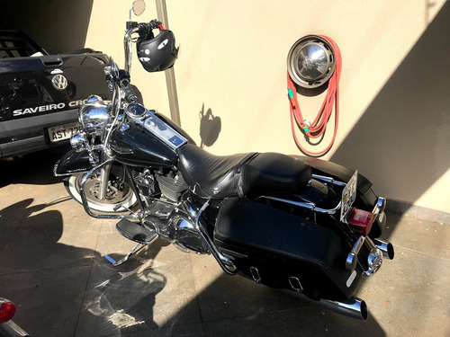 harley davidson road king classic 2007