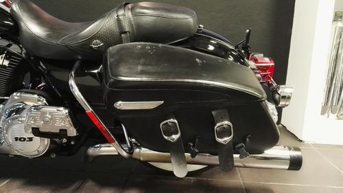 harley davidson road king classic 2013 1700cc super equipada