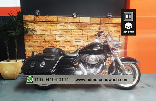 harley davidson road king classic 2013