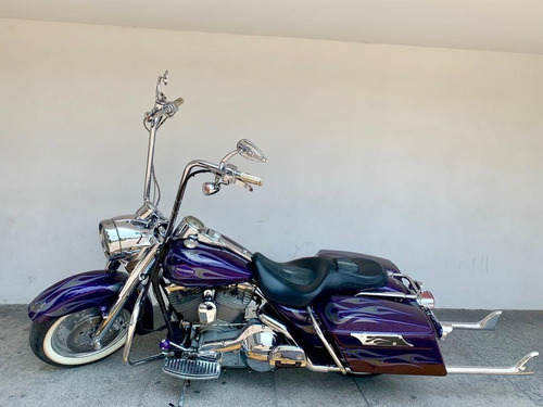 harley davidson road king cvo 2002