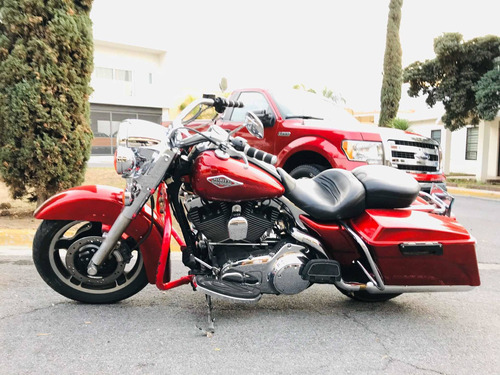 harley-davidson roadking classic 2007 six spped 1584cc