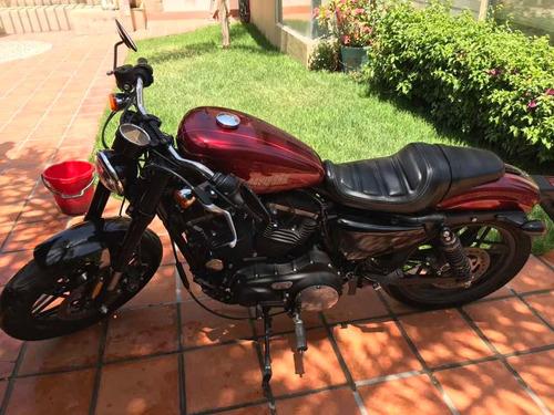 harley-davidson roadster 1200cc
