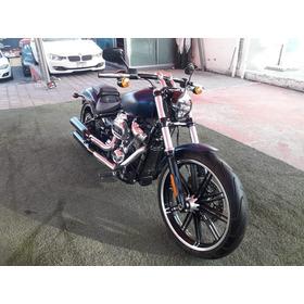 Harley Davidson Softail Breakout 2018