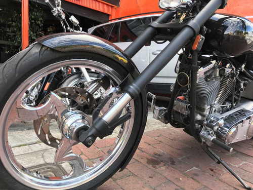harley-davidson softail custom choper 1340 personalida